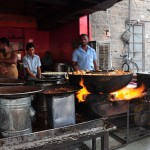 Shai Samosa: these guys know how to fry!